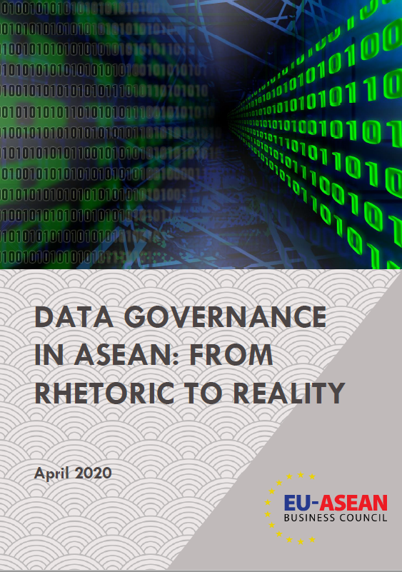 EU-ASEAN Business Council Publishes Data Governance Report To Support Vietnam's ASEAN Chairmansh