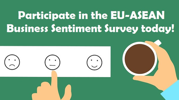 2018 EU-ASEAN Business Sentiment Survey Launched!