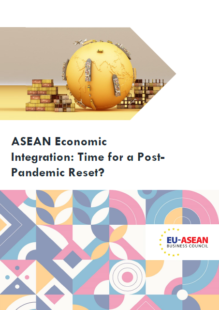 EU-ABC URGES FASTER ACTION TO IMPROVE ASEAN COMPETITIVENESS AND SUSTAINABLE RECOVERY