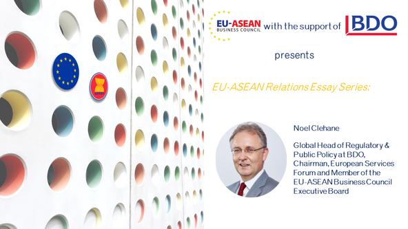 EU-ASEAN Relations Essay Series: Noel Clehane