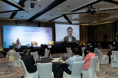 Inaugural ASEAN-EU Health Summit Discusses Transformative Solutions