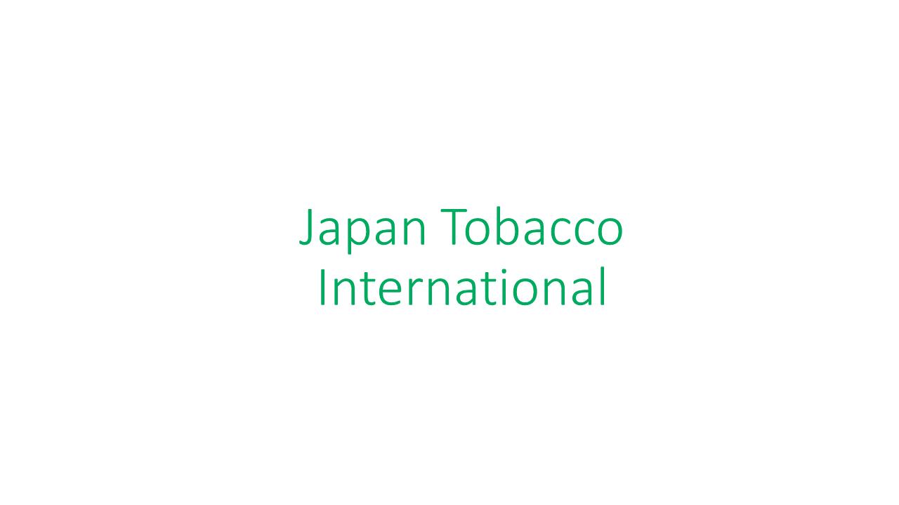 JTI Generic Logo