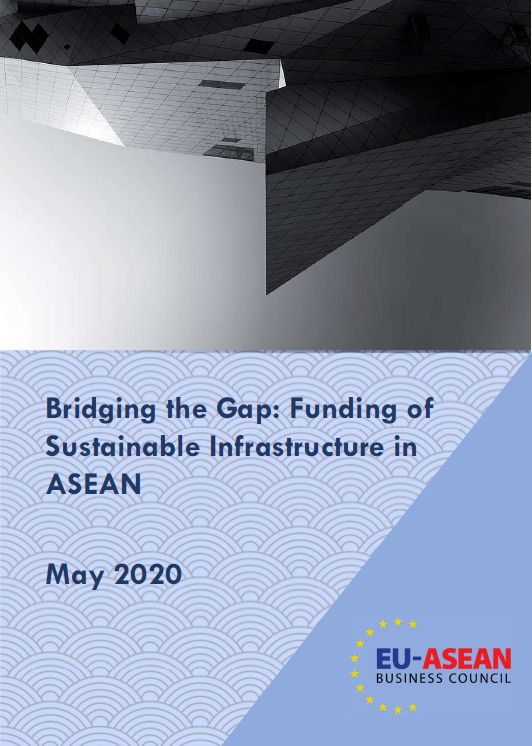 EU-ASEAN Business Council Publishes Report on Sustainable Infrastructure as Growth Engine in a Post-