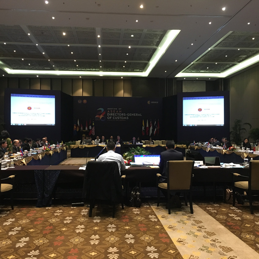 ASEAN Customs Meeting