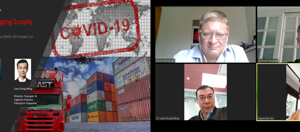 COVID-19 Webinar Series: COVID-19 and Managing Supply Chain Disruptions