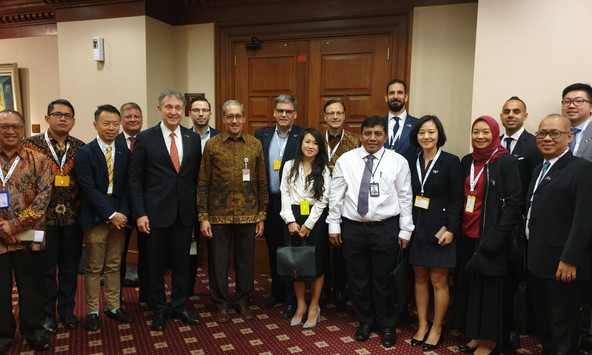 EU-ABC Holds Mission Trip to Meet Indonesian Officials