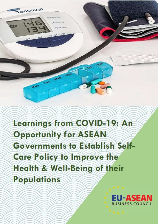 Paper on Promoting Self-Care in ASEAN to Improve Health & Wellbeing of Citizens in Southeast Asia