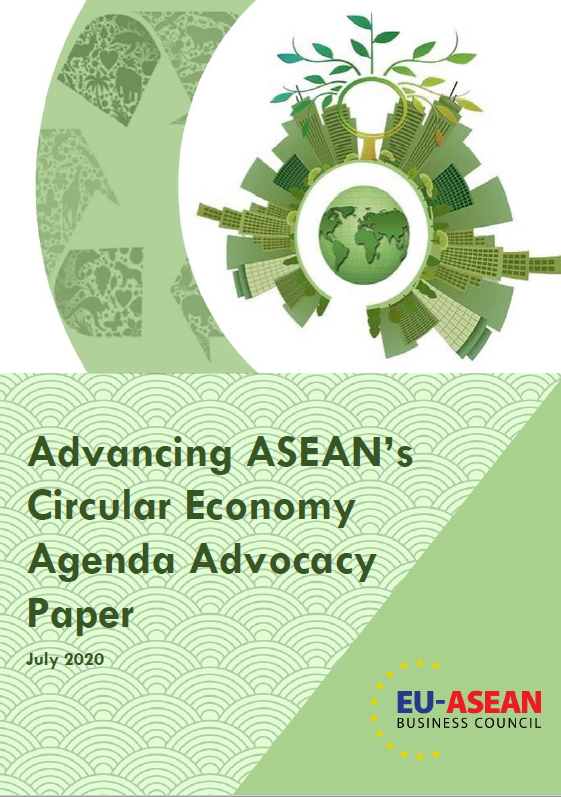 Circular Economy Central to COVID-19 Recovery and Long-Term Growth Across ASEAN: EU-ASEAN BUSINESS C