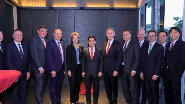 EU-ABC Holds 5th Annual General Meeting & Gala Dinner in Singapore