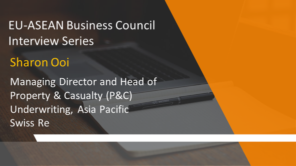 EU-ASEAN Business Council Interview Series: Sharon Ooi, Managing Director and Head of Property &