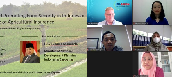 Protecting Farmers & Promoting Food Security In Indonesia:The Role of Agricultural Insurance