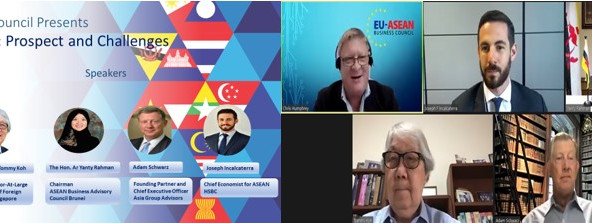 ASEAN In 2021: Prospect And Challenges
