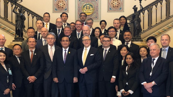 EU-ABC Organises Mission Trip to Meet with Thai Government Ministries
