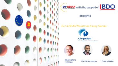 EU-ASEAN Relations Essay Series: Clingendael