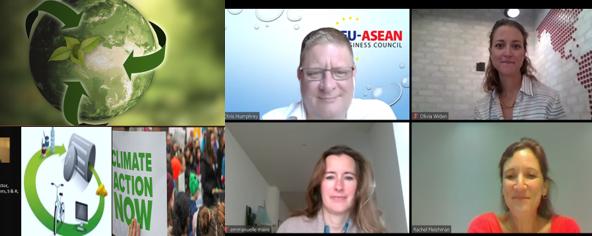Sustainability Webinar Series: Advancing ASEAN's Circular Economy Agenda
