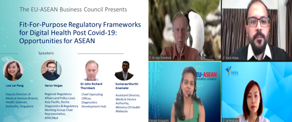 Fit-For-Purpose Regulatory Frameworks for Digital Health Post Covid-19: Opportunities for ASEAN