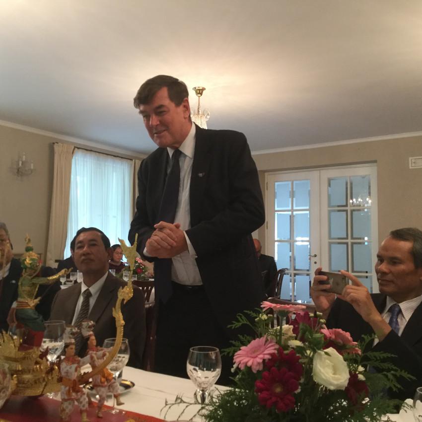 Speech by EU-ABC Vice Chairman