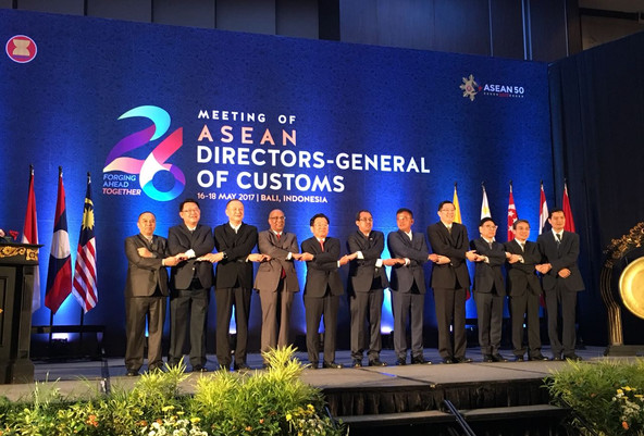 ASEAN Directors-General of Customs Meetings, Bali, Indonesia