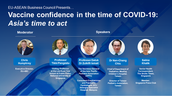 Webinar- Vaccine Confidence In The Time Of COVID-19: Asia's Time To Act