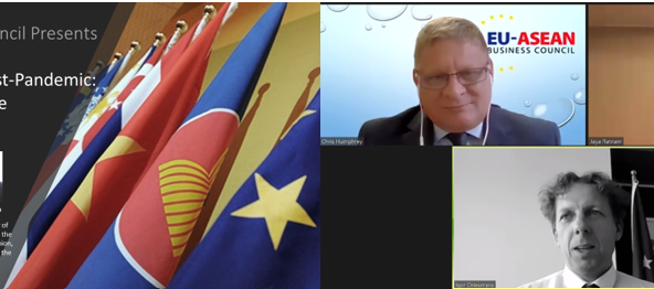 Webinar- EU-ASEAN Relations Post-Pandemic: Views From The Frontline