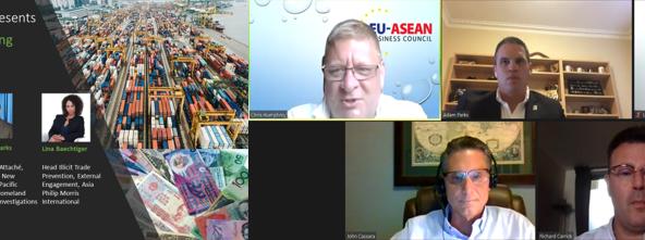 Webinar - Catch Me If You Can: Unpacking Financial Crime In ASEAN