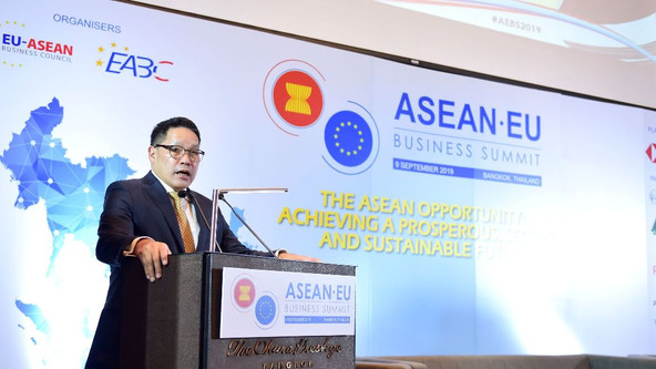 EU-ABC Holds Successful 7th ASEAN-EU Business Summit - Bangkok, Thailand