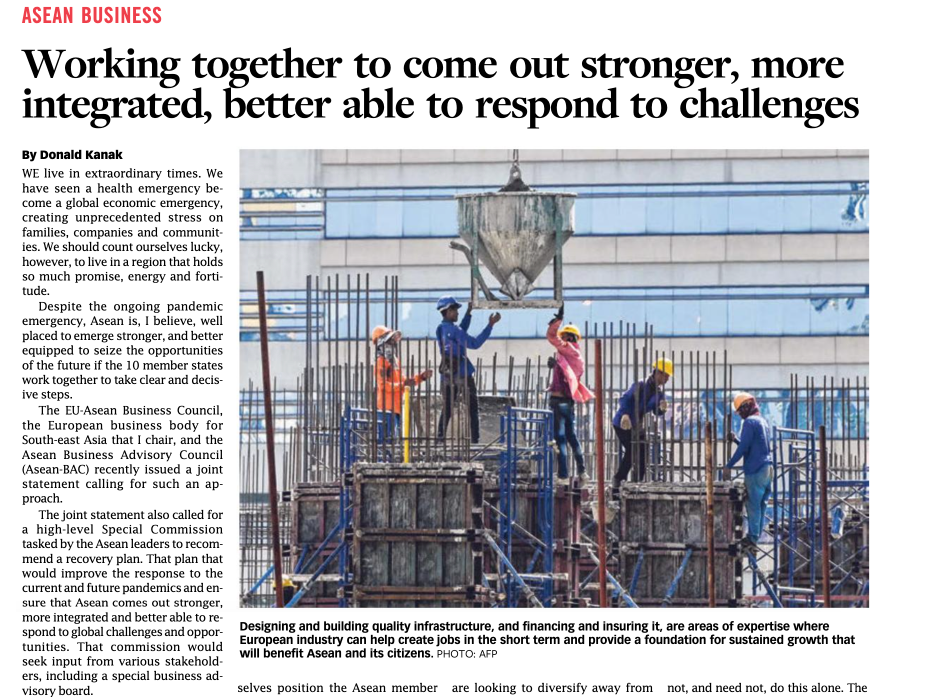 The Business Times, 8 June 2020