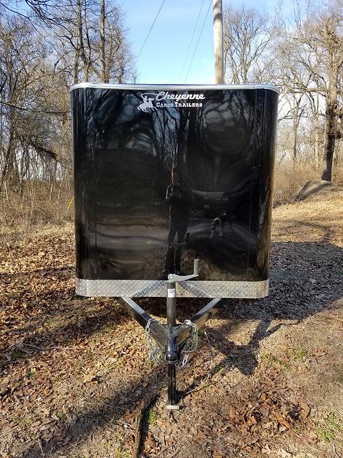 5x8 Low-Profile Texas Cargo Enclosed Trailer