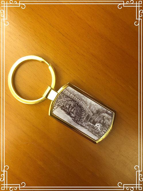 Ironbridge Key Ring