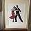 Thumbnail: Tango - Framed Giclée Print