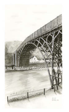The Majestic Iron Bridge