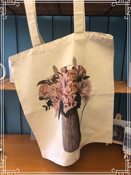 Tote Bag - Jug of Flowers