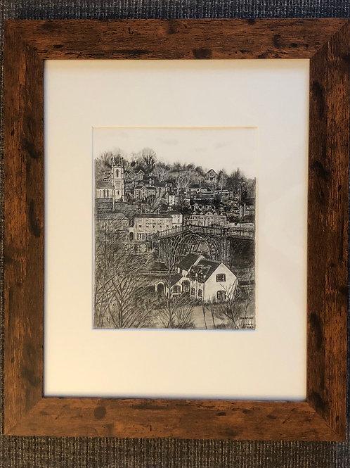 Ironbridge - Framed Original