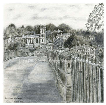 Across the Ironbridge