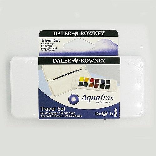 Daler Rowney Aquafine Travel Set