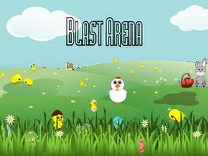 Wielkanoc 2019 na Blast Arenie