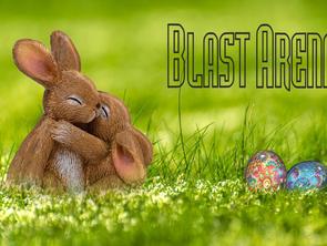 Wielkanoc na Blast Arenie
