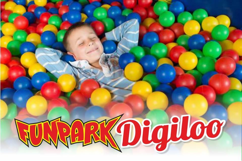 półkolonie w Fun Parku Digiloo