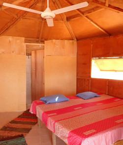 Deluxe bungalow inside