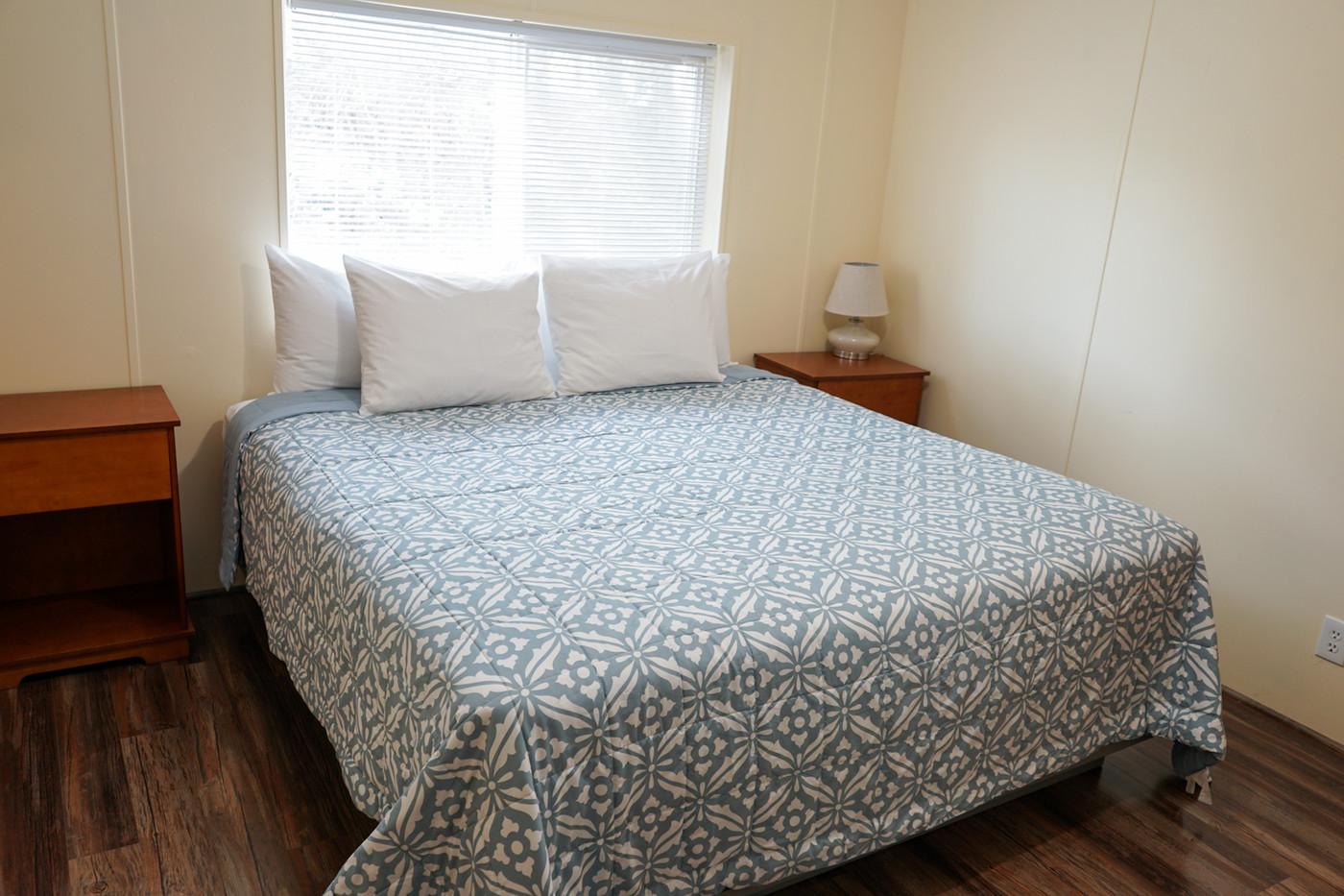 Park House Master Bedroom