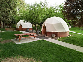 Queen Domes 1 & 2