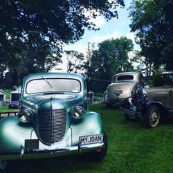 Art Deco Vintage Cars