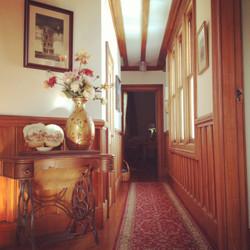 Hallway to Harry's Suite