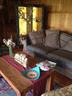 Loving the living room.