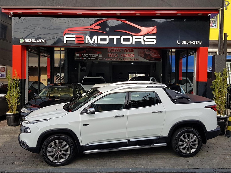 FIAT TORO 2.0 16V TURBO DIESEL RANCH 4WD AT9 2021 (ZERO KM)