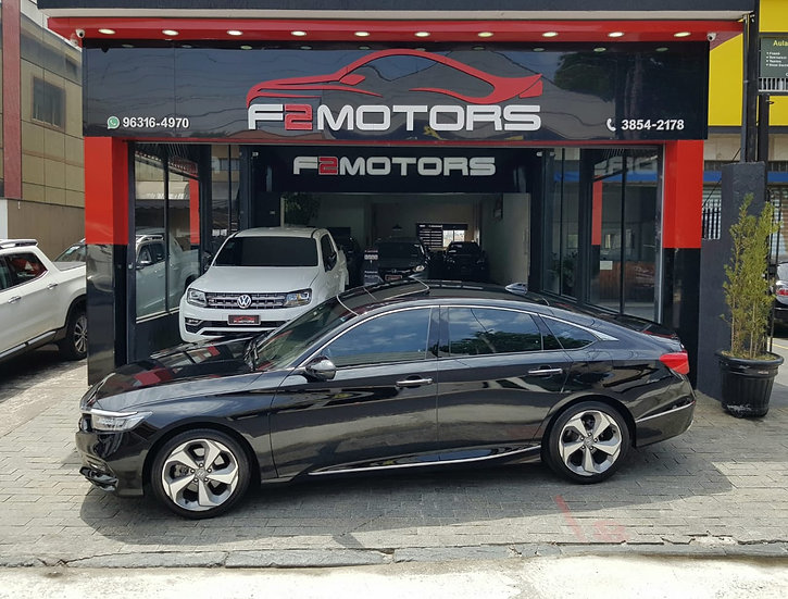HONDA ACCORD 2.0 VTEC TURBO GASOLINA TOURING 10AT