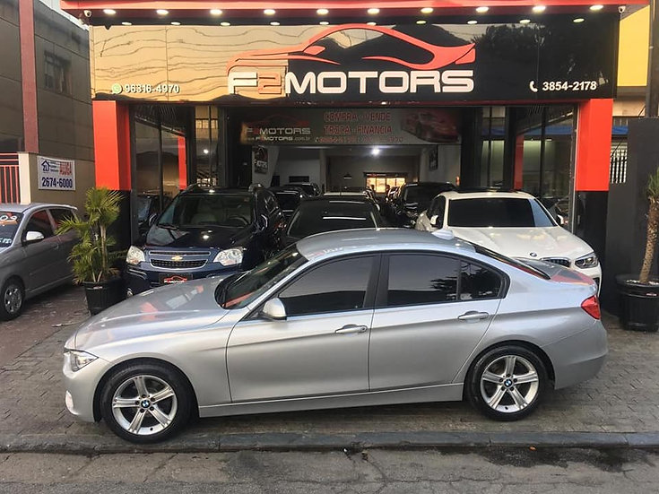 BMW 320i 2.0 GP 16V TURBO ACTIVE FLEX 4P AUTOMÁTICO 2015