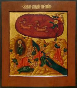 Огненное Восхождение Ильи Пророка