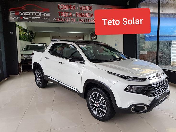 FIAT TORO 2.0 16V TURBO DIESEL VOLCANO 4WD AT9 2021 (ZERO KM) PACK DELUXE SAFE