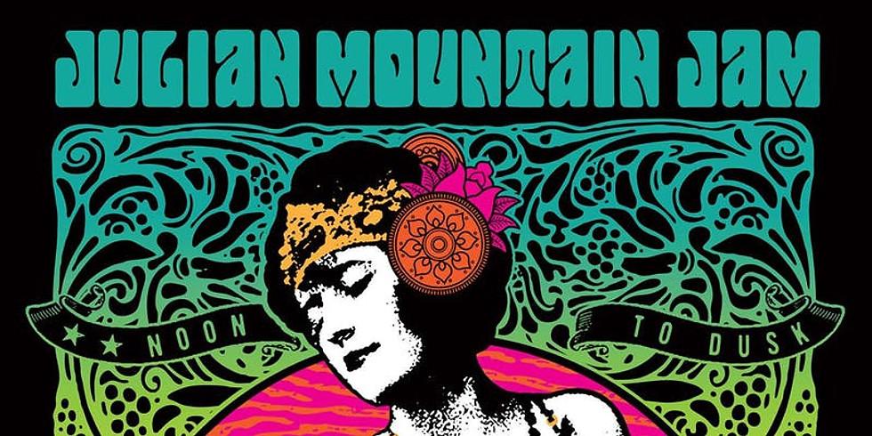 Julian Mountain Jam w/ Easy Wind 6/29